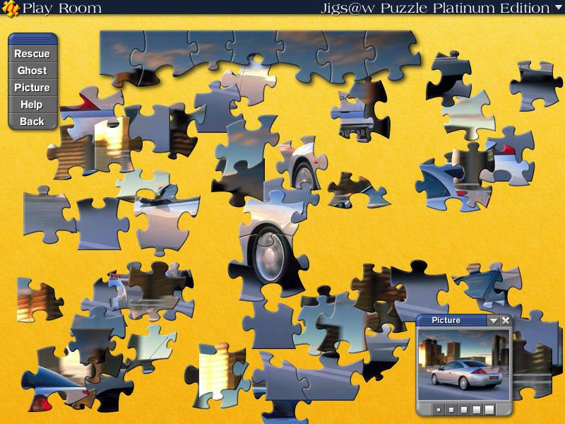 Фото A Jigsaw Puzzle лучше передадут атмосферу игры, нежели любые отзывы и