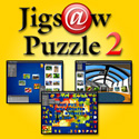 Jigsaw puzzle game for Windows