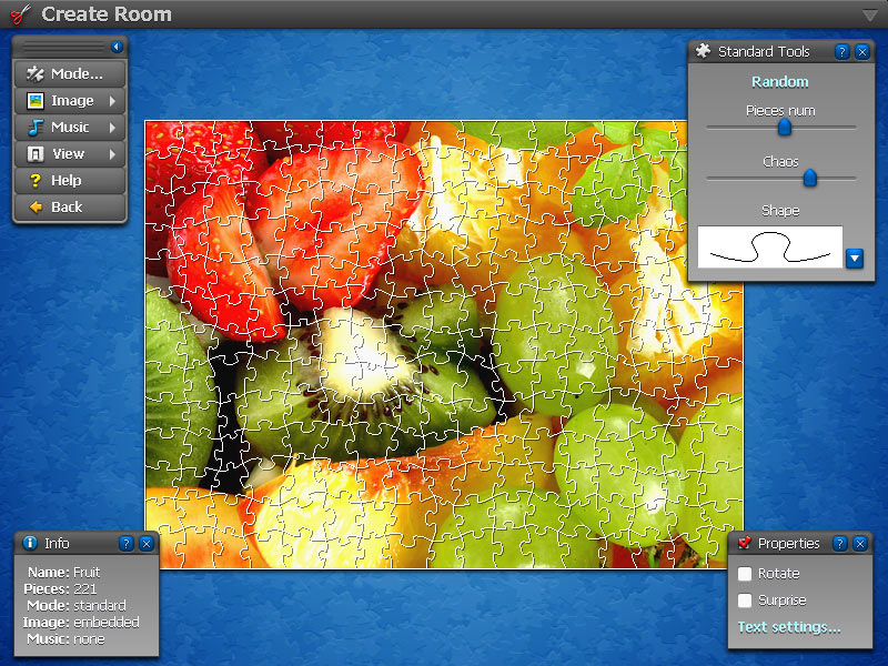 create room create your own jigsaws