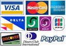 Payment methods - cards